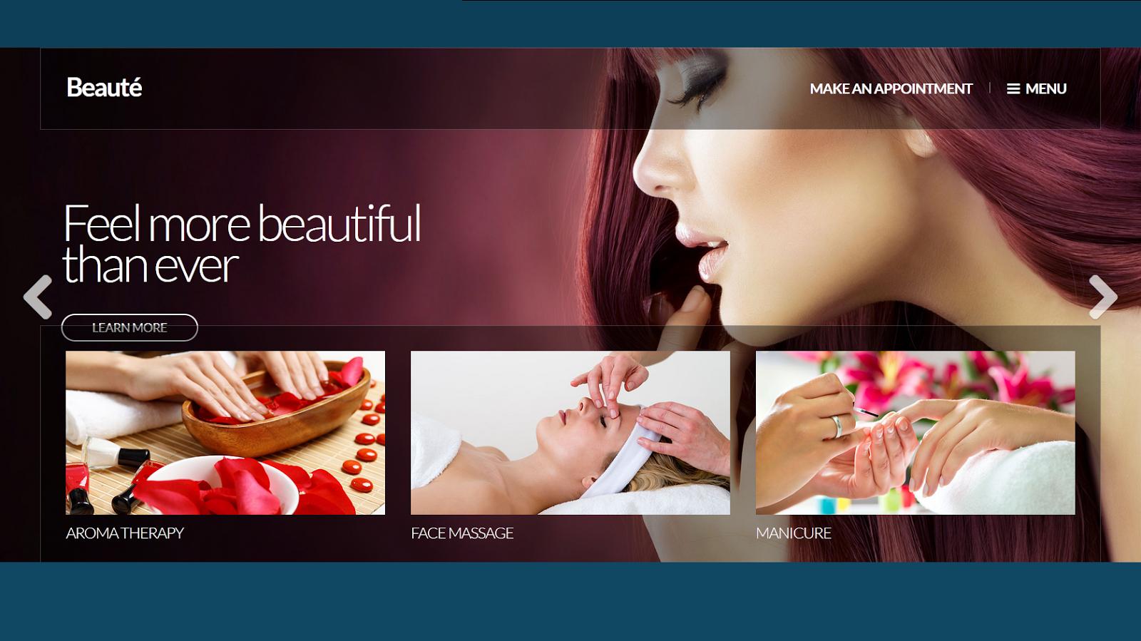 Thiết kế website spa