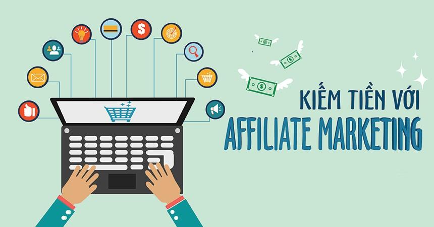 Kiếm tiền Online với Affiliate Marketing Dễ hay Khó? 1