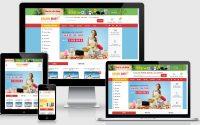 Thiết kế website bán hàng tại Hà Nội chuẩn SEO giá rẻ 5
