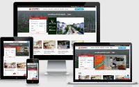 Thiết kế web bất động sản tại Hà Nội chuẩn SEO giá rẻ 8