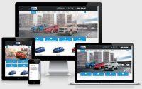 Thiết kế website cho thuê xe ô tô tại Hà Nội chuẩn SEO giá rẻ 9