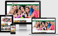 Thiết kế web Giáo dục - Trường học tại Hà Nội chuyên nghiệp 4