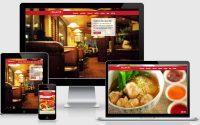 Thiết kế website nhà hàng tại Hà Nội chuyên nghiệp chuẩn SEO 3