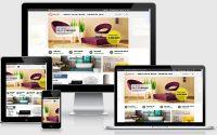 Thiết kế website nội thất tại Hà Nội chuẩn SEO chuẩn mobile 6